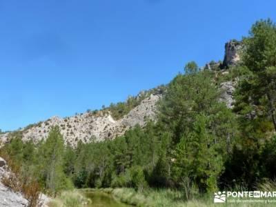Hoz del Río Escabas - Serranía de Cuenca (Senderismo refrescante);viajes abril rutas por la sierra